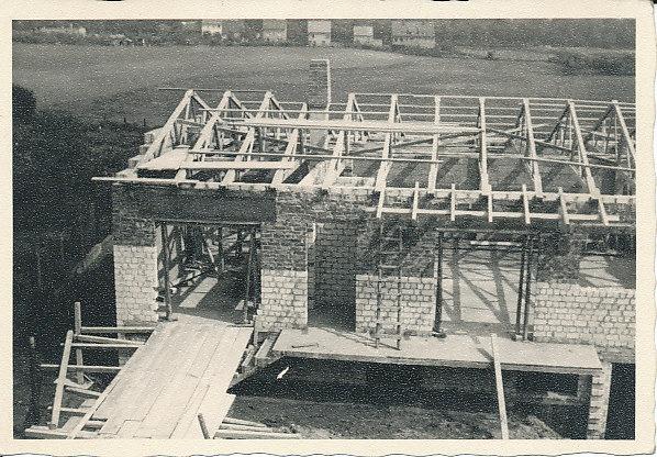 Aufbau des Marzolllagers
